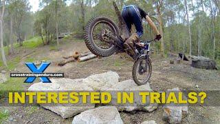 How to get into trials riding!︱Cross Training Trials screenshot 3