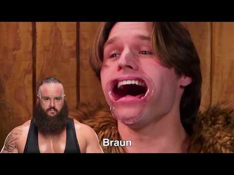WWE BIG MOUTH MANIA!!