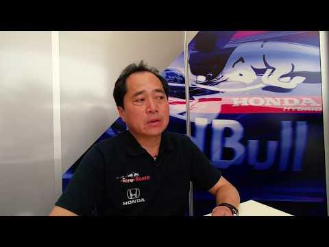 [#HondaRacingF1] The Power of One - Toyoharu Tanabe/Honda F1チームインタビュー 田辺豊治編