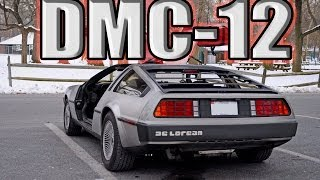 Regular Car Reviews: 1981 DeLorean DMC-12