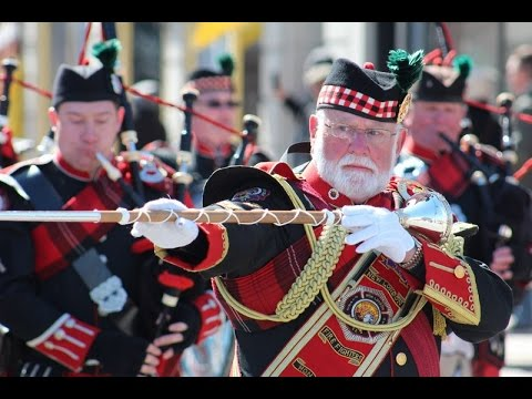 NEW LONDON 2017 St. Patrick's Day Parade.