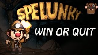 Beat Yama or Quit Spelunky - Baer Bets it All