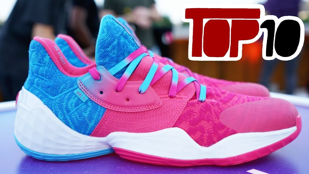 Top 10 Low Top Basketball Shoes Of 2019