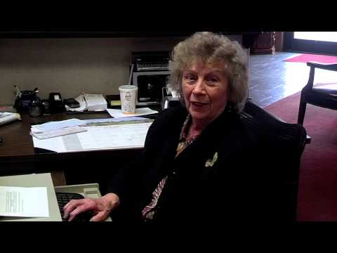 Mary Ashe, Office Manager, WHKP-AM 1450 Radio