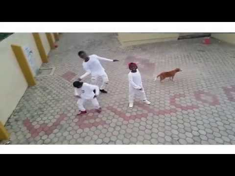 SHATTA WALE  MAHAMA PAPER OFFICIAL VIDEO BY DANCE ROOT GH