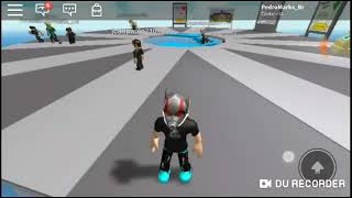 The INVISIBLE man!! (Natural Disaster Survival Roblox)