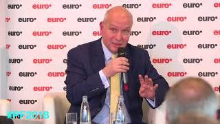 Pavel Fischer o Miloši Zemanovi (debata týdeníku EURO)