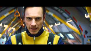 X-Men: First Class - Magneto Raises The Submarine - Official Movie Clip