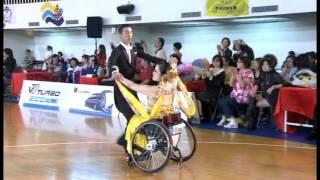 Combi Standard Class 2   2016 IPC Wheelchair Dance Sport Asian Championships