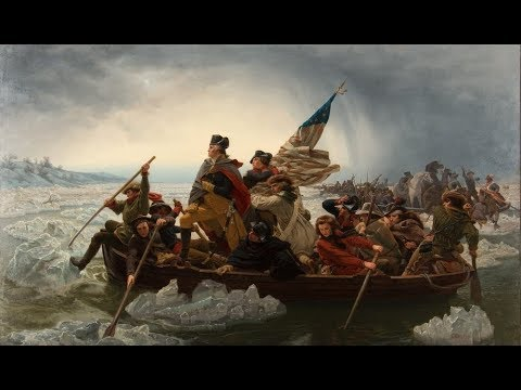 VICTORY OR DEATH:  Washington's Crossing Of The Delaware