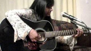Elvis Presley - Pledging my love - Forever my Darling - Guitar Cover