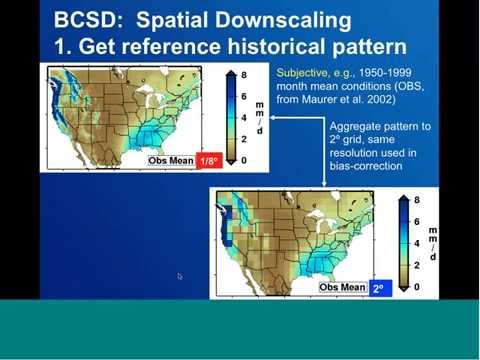 Webinar: Resources for Climate Model Data and Climate Model Informed Hydrology Projections