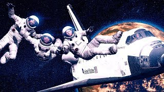 Grand Theft Auto V: Franklin, Trevor & Michael in Space (Space Movie, Mars, The Martian, Space Mod)