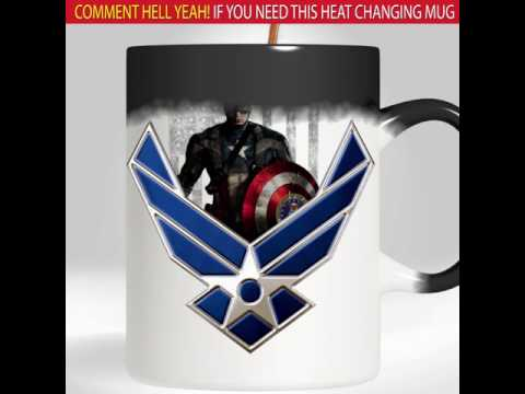 Air Force Magic Mug