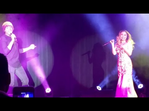 Ain't No Mountain High Enough - Jessica Sanchez & Joshua Ledet @ Viejas Casino thumbnail