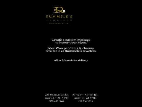 Rummele's Jewelers - Product Focus
