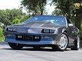1986 Chevrolet Camaro Z28 Gateway Orlando #908