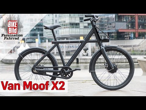 smartes e bike mit turbo boost vanmoof x2 youtube. Black Bedroom Furniture Sets. Home Design Ideas