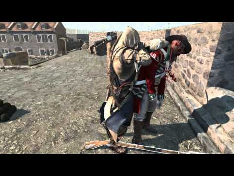 Assassin's Creed III - Silent Extermination - Fort Hill