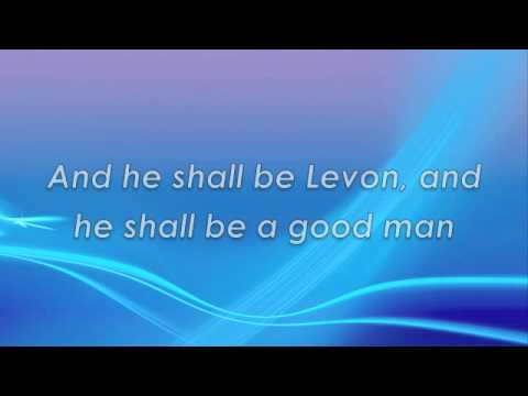 Elton John: Levon Lyrics