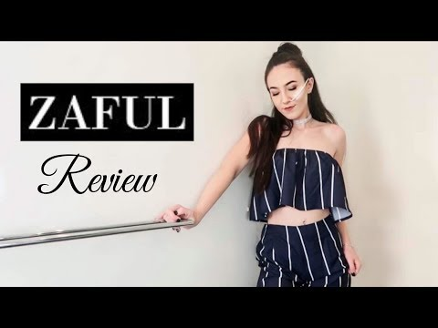 ♡ Reviewing ZAFUL HUGE Success!? | Amy Lee Fisher ♡