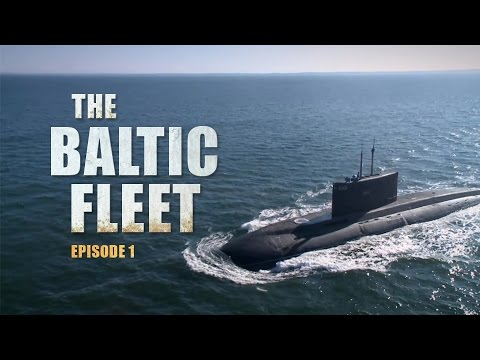 The Baltic Fleet (E01): Russian stealth corvette and 'black