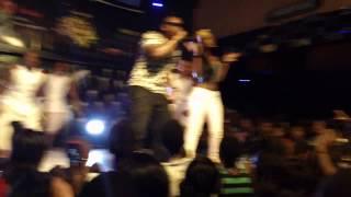 Ommy Dimpoz na Vanesaa wakizindua wa Video ya 'Me and You'