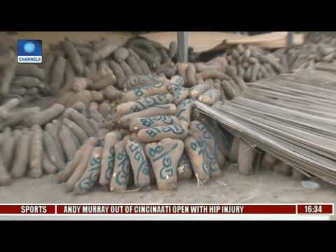 Audu Ogbeh Highlights Yam Export Alternatives Pt 1