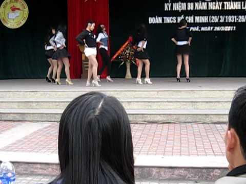 My name + Circus + Nhảy đôi - B1-K50 Cẩm Phả