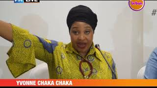 #PMLive: South African artiste Yvonne Chaka Chaka to hold Charity Concert at Serena tomorrow