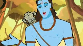 The Legend Of Devi Durga - Ram Gets a Boon From Goddess Durga - Famous Hindi Mythological Stories