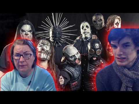 Mom Reacts To Slipknot!! @Slipknot