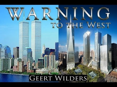 Warning to America- Geert Wilders