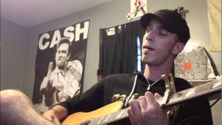 """""""Trusty Chords"""" Hot Water Music acoustic cover (Take: 2)"""