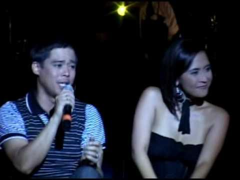 Rachel Alejandro And Dingdong Avanzado Sing Their Album Cuts