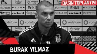 Burak Yılmaz Basın Toplantısı | Beşiktaş JK