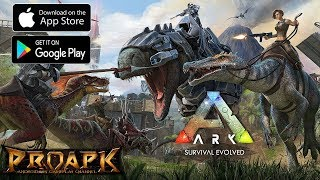 ARK: Survival Evolved Gameplay Android / iOS (Global Release)