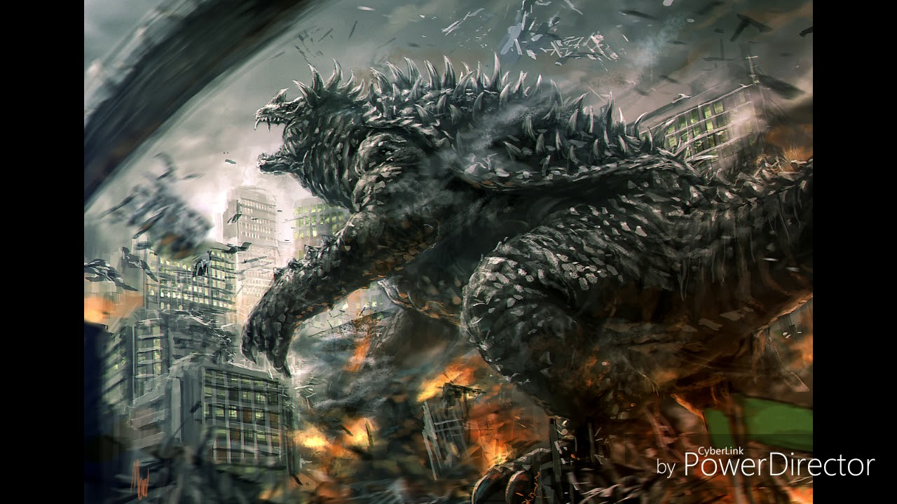 Image result for monsterverse anguirus""