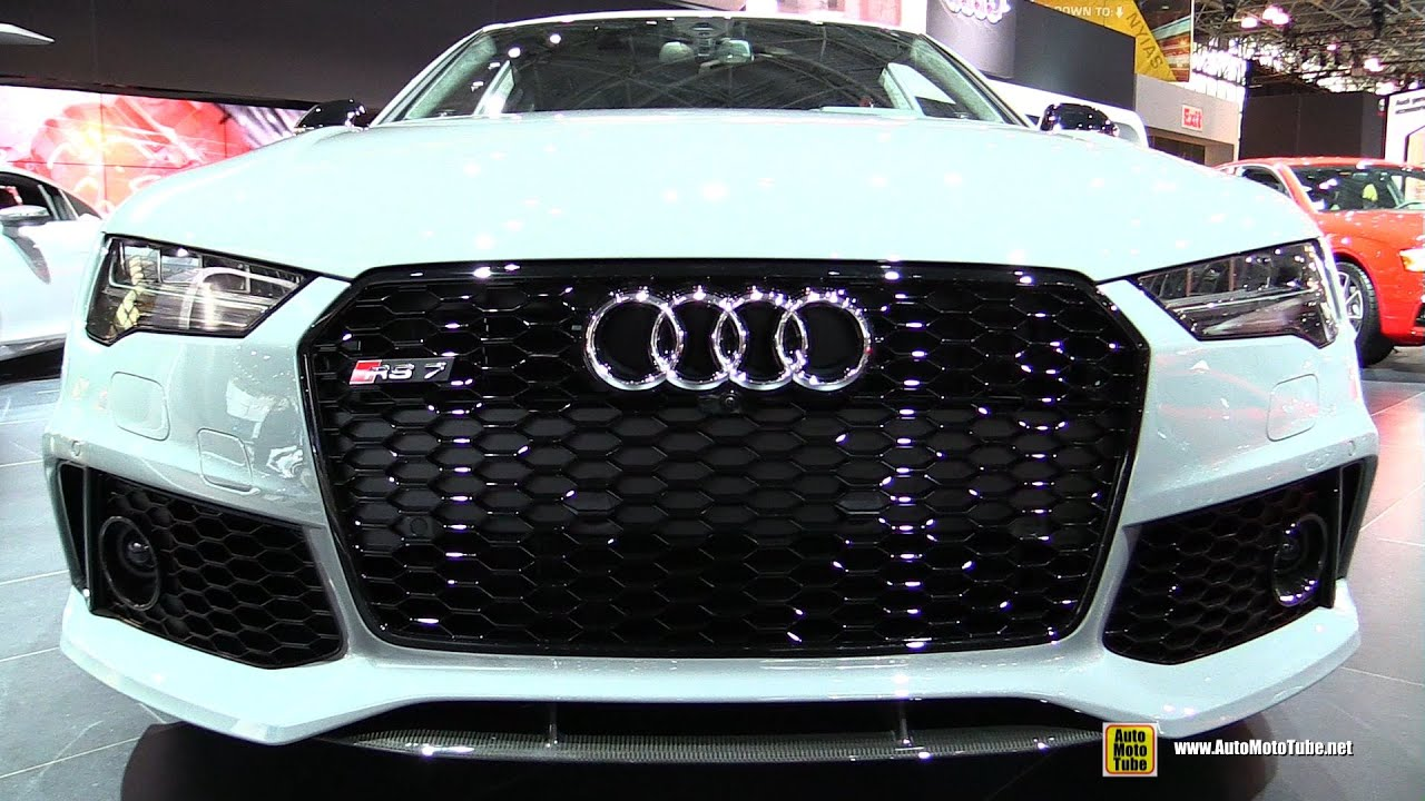 2015 audi rs7 exterior and interior walkaround 2015 new york auto show youtube. Black Bedroom Furniture Sets. Home Design Ideas
