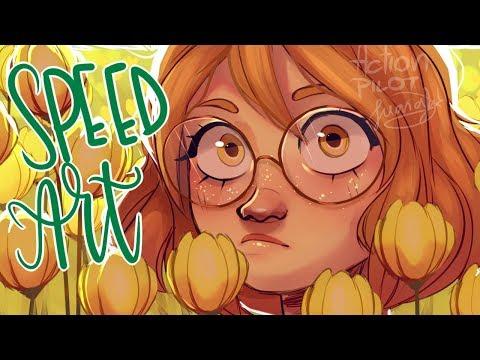 Tulip - SpeedArt