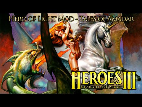 Hero of Light mod   Tales of Amadar