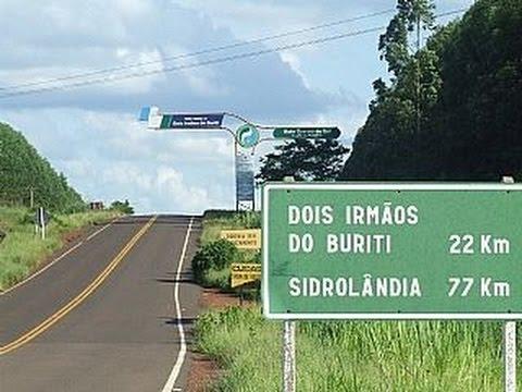 60 Cidades de Mato Grosso do Sul