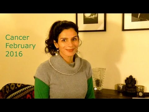 cancer february astrology 2016 tarot by anisha youtube. Black Bedroom Furniture Sets. Home Design Ideas