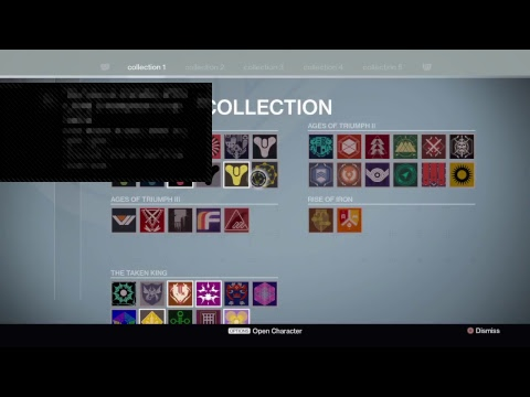 DarthTello1210 plays Destiny
