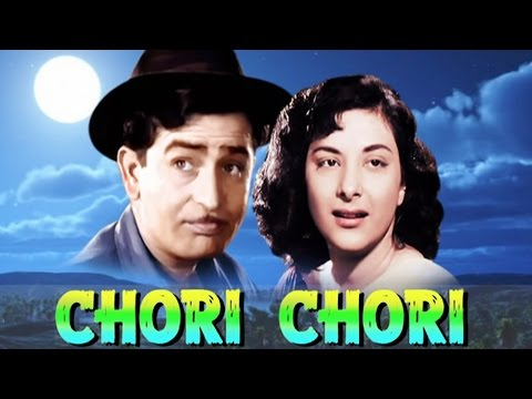 Chori Chori (1956) Hindi Full Movie | Raj Kapoor, Nargis | Hindi Classic Movies