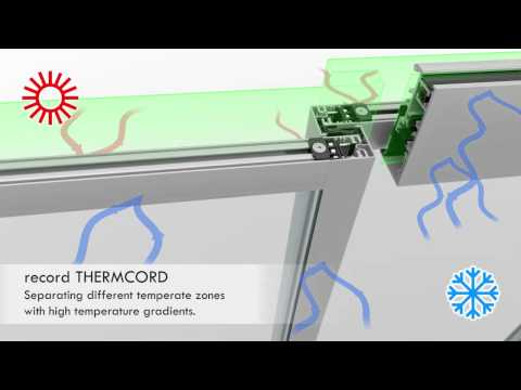 record THERMCORD automatic