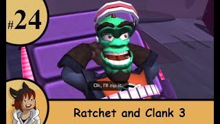 Ratchet and Clank 3 part 24 - Passing of a titan