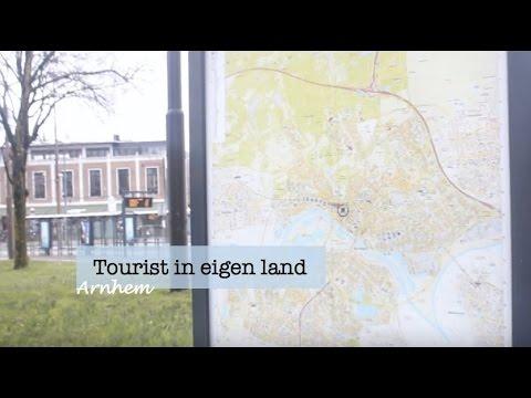 Tourist in eigen land | Arnhem
