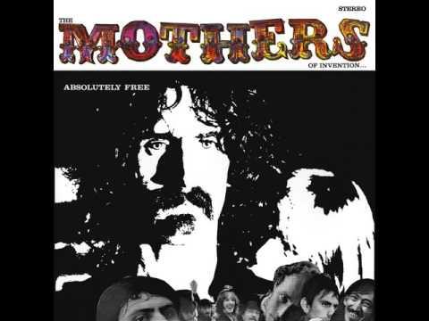 Frank Zappa — Call Any Vegetable
