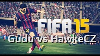 fifa 15 cz   ultimate team   gudu vs hawkecz 2